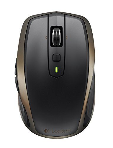Amazon.com offers the Logitech MX Anywhere 2 Bluetooth Laser Mouse for $49.99.