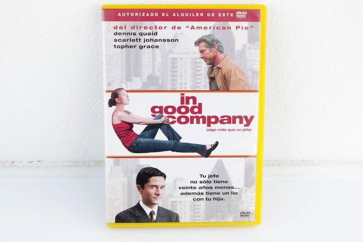 IN GOOD COMPANY ( ALGO MÁS QUE UN JEFE ) - PAUL WEITZ - DVD EDICIÓN ALQUILER
