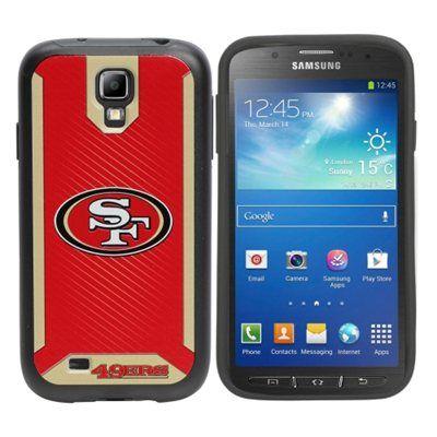 San Francisco 49ers Rugged Samsung Galaxy S4 Phone Case