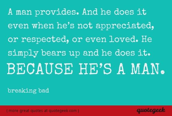 -Gustavo Fring Great quote from Breaking Bad! Found at quotegeek.com.