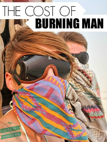 Exactly how much does Burning Man cost? I'm providing my own personal dollar for dollar cost breakdown here in hopes that it helps someone else prepare for The Playa.