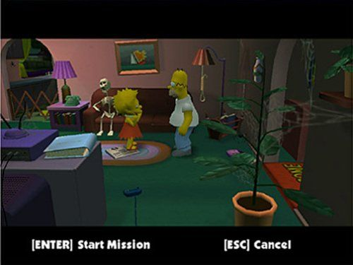 The Simpsons: Hit and Run  http://www.bestcheapsoftware.com/the-simpsons-hit-and-run/