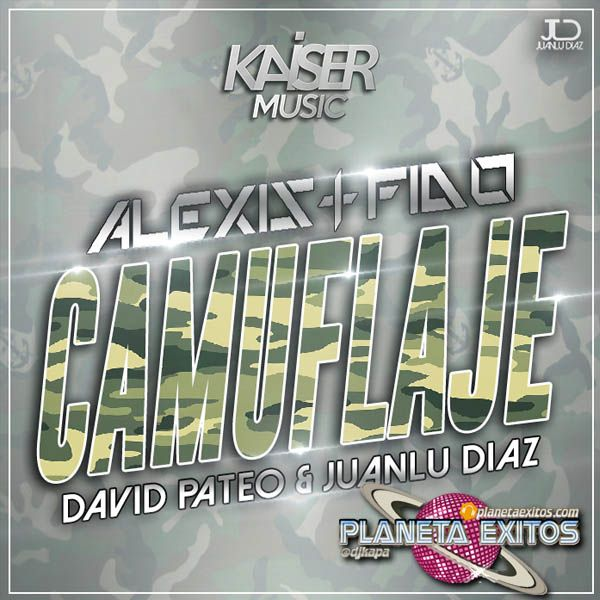 Alexis & Fido - Camuflaje (David Pateo & Juanlu Diaz Remix)