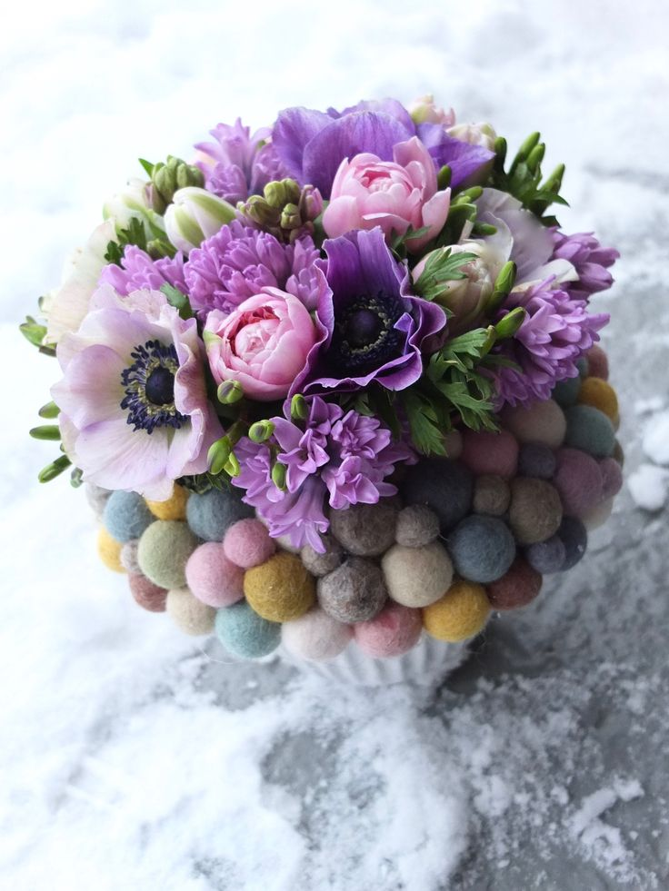Flower-cup-cake