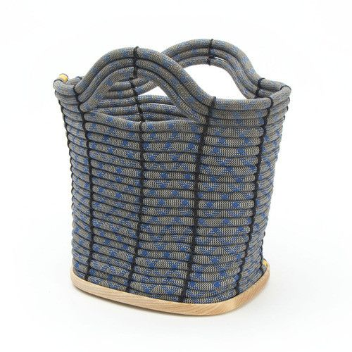 These mini Rope Baskets are happy to hold your blankets, toys or trinkets. They…