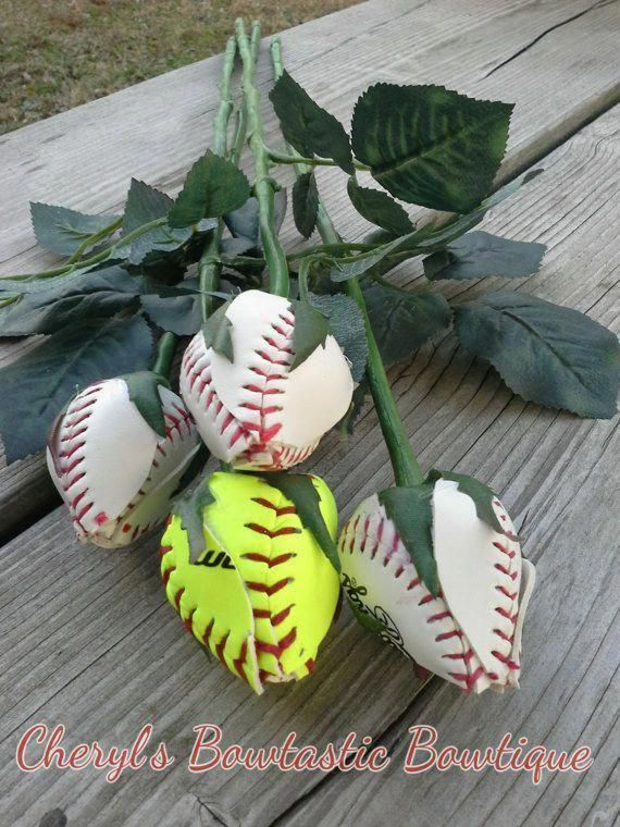 See how softball roses are made by sports roses youtube.