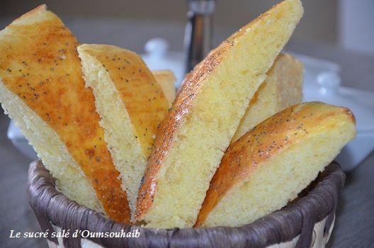 Khobz dar très moelleux,khobz dar léger,khobz dar facile,un pain qui se prépare avec de la semoule et de la maizéna!