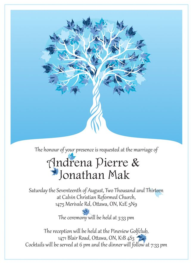 Wedding Stationary – Design / Illustration / Layout – for Jon Mak and Andrena.