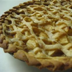 Sugar-Free Apple Pie Recipe. This is a sugar free apple pie that is very good. I've served it before and no one guessed it was sugar free. You can use any kind of fruit you like. Apples, cherries or peaches work best