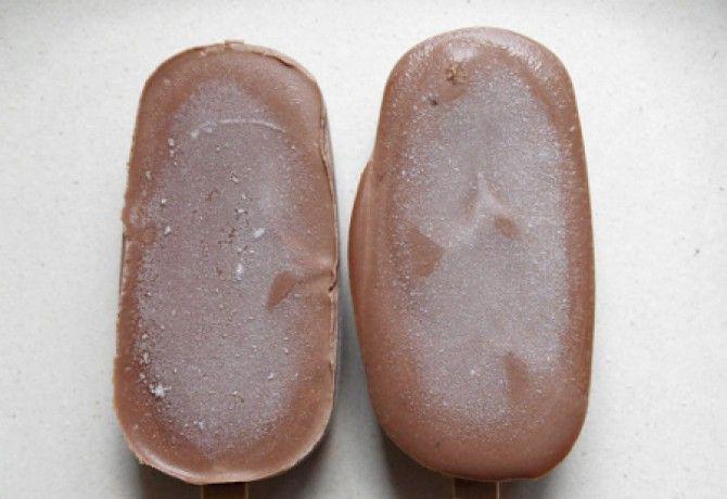 Csokikrémes pálcikás jégkrém