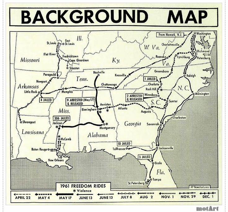 Best SegregationCivil Rights Movement Images On Pinterest - Segregated us map