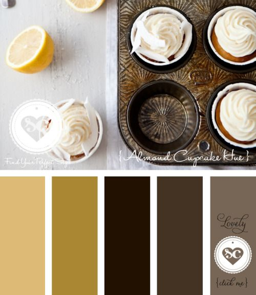 197 Almond Cupcake Hue/ Designer Asmalina © 2013 Sorbetcolour ™
