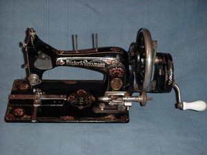 Frister and Rossman Model K Serial No. 1673716.   Dated to the early 1920's.