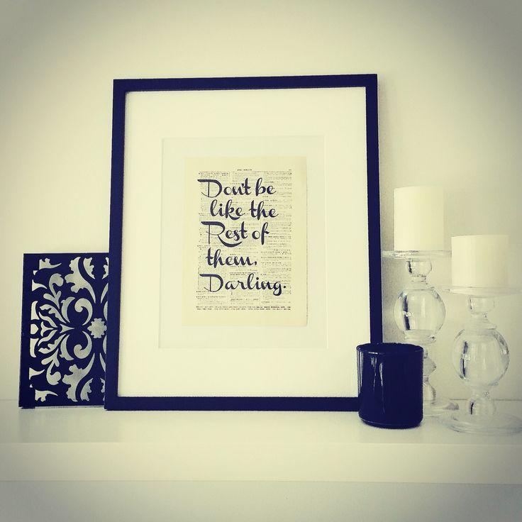 An inspiring shelf life thanks to some help from ReImagination prints (on etsy).  #etsyfan #etsy #therealshelflife #ikeashelf #ikea #usewhatyouhave #lackshelf #diydesign #shelfstyling #homedecor #homestyle #inspirationalquotes #diy