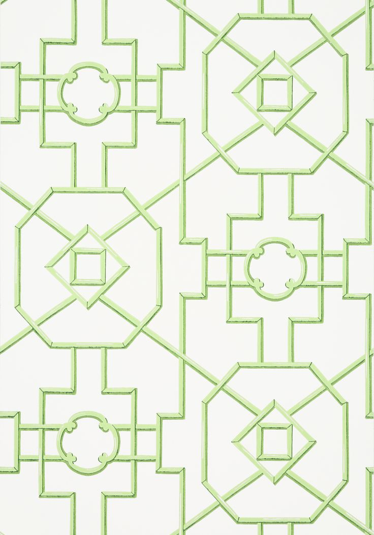 Wallpaper:  Thibaut's Bamboo Lattice available in 11 colors.  Order today through http://lelandswallpaper.com