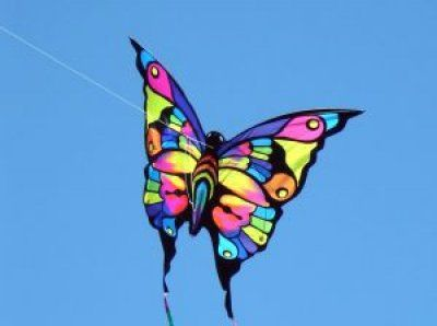 butterfly kite   ...♡♥♡♥Love it!