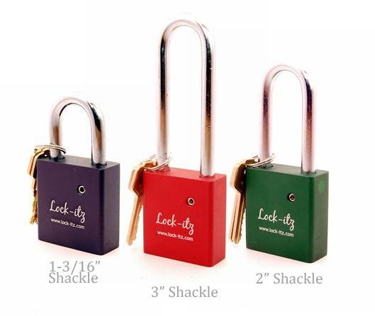Lock-itz - Custom Engraved Love Locks