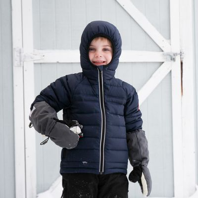 Best and warmest winter coats for kids, jackets, outerwear.