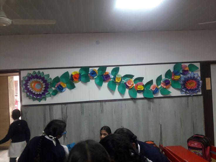 Soft board decoration