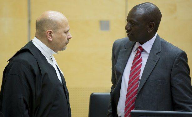 Kenya Writes to AU Over DP Ruto's Hague Case