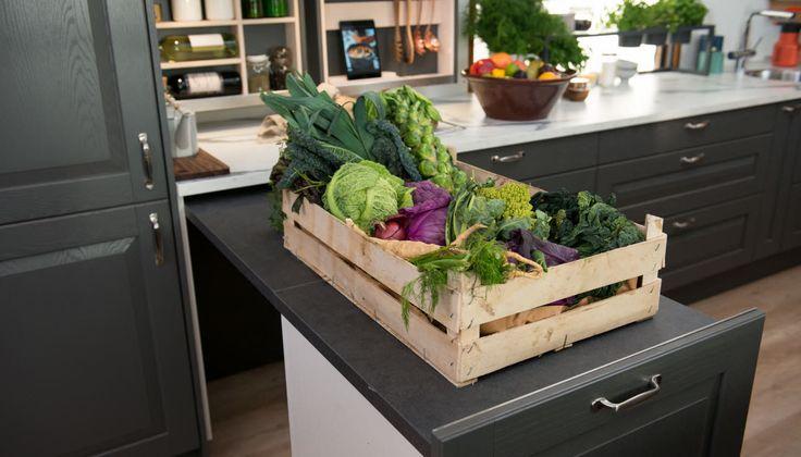 Sigdal kjøkken - Smartbenk toget