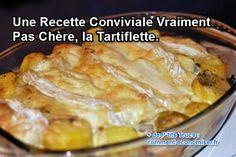 La tartiflette fait partie de ces plats conviviaux et peu onéreux que j'affectionne tout particulièrement. Facile à préparer, cette recette savoyarde se déguste toujours avec le même plaisir entre amis ou en famille pour le plus grand plaisir de tous.  Découvrez l'astuce ici : http://www.comment-economiser.fr/recette-hiver-pas-chere-tartiflette.html?utm_content=buffer4722b&utm_medium=social&utm_source=pinterest.com&utm_campaign=buffer
