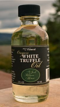 Oregon Truffle Oil, the only place it's made in the US! Mmmmm
