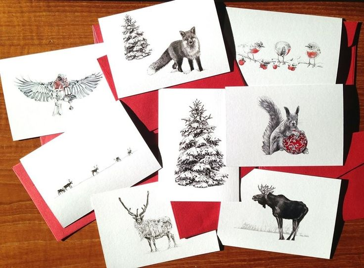 Christmas Cards! If you would like to order a set of 10 or more, please email me at hdoorenbos@gmail.com