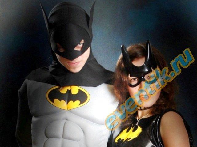 Бетмен новогодний костюм сделать самим