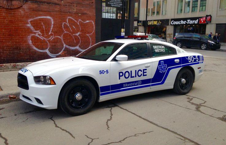 2015 - Dodge Charger VII - Police de Montréal - Canada