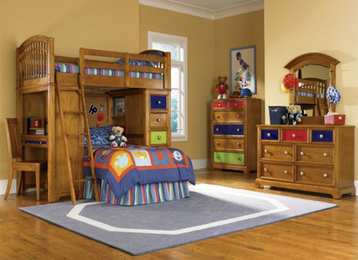 12 Best Bunk Beds Images On Pinterest Child Room