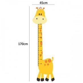 Regua do crescimento Girafa 380   Extra.com.br