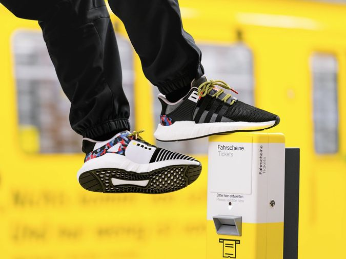 BVG x adidas on Collaboration Generation – the latest and best in brand innovation