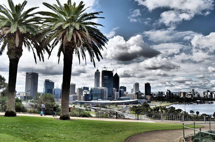Perth, Kings Park, Western Australia