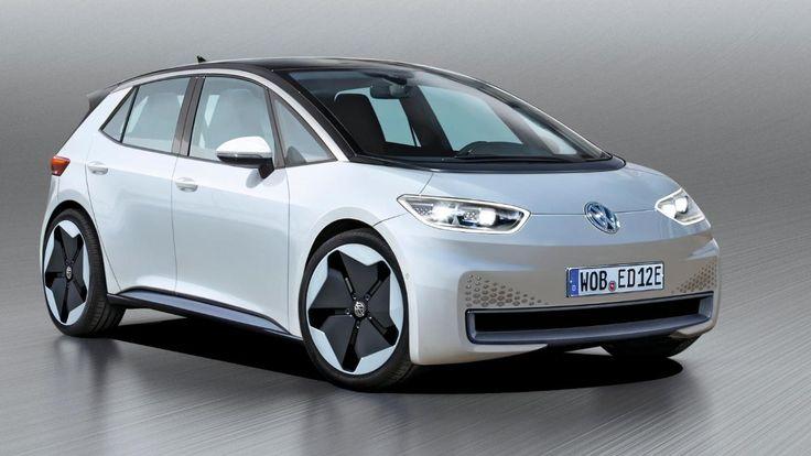 Volkswagen ID.3: Name, erste Details, Reichweiten für das E-Auto