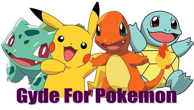 Gyde For Pokemon | 100 Super Games