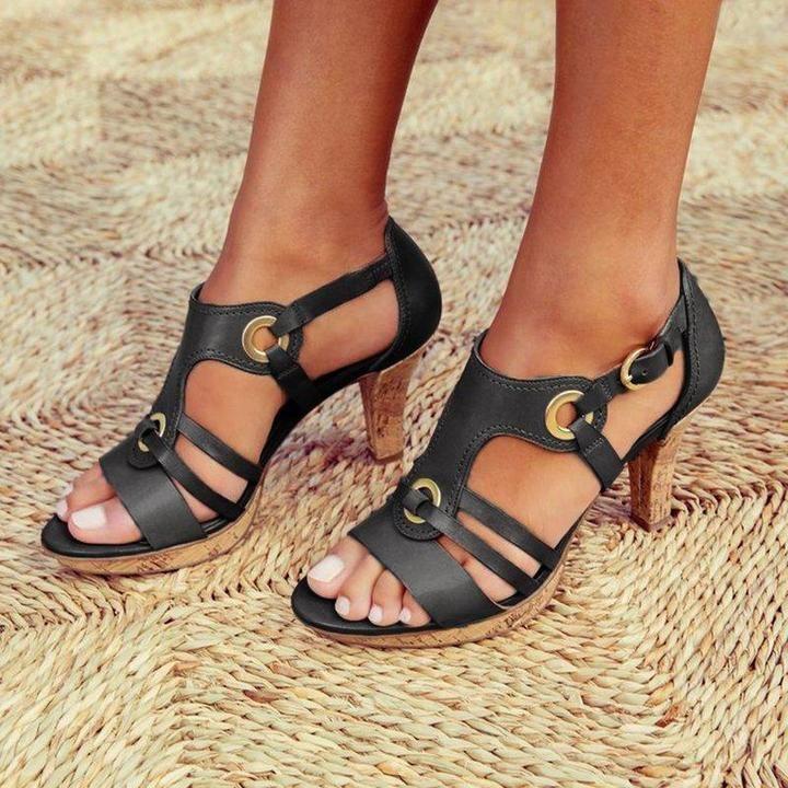 65aeb04328b New Elegant Pumps Vintage Women Sandals in 2019 | Shoes | Oxford ...