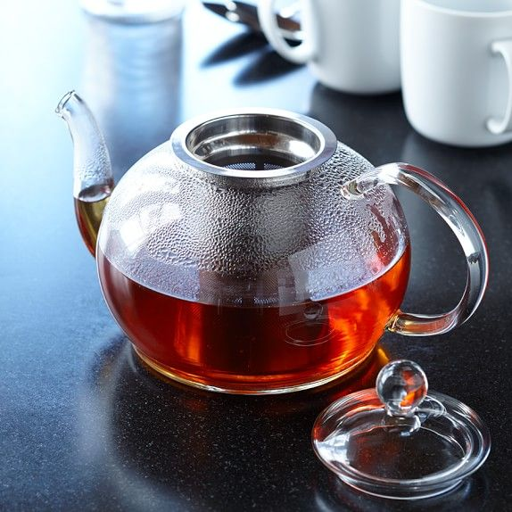 Williams-Sonoma Open Kitchen Glass Teapot | Williams-Sonoma