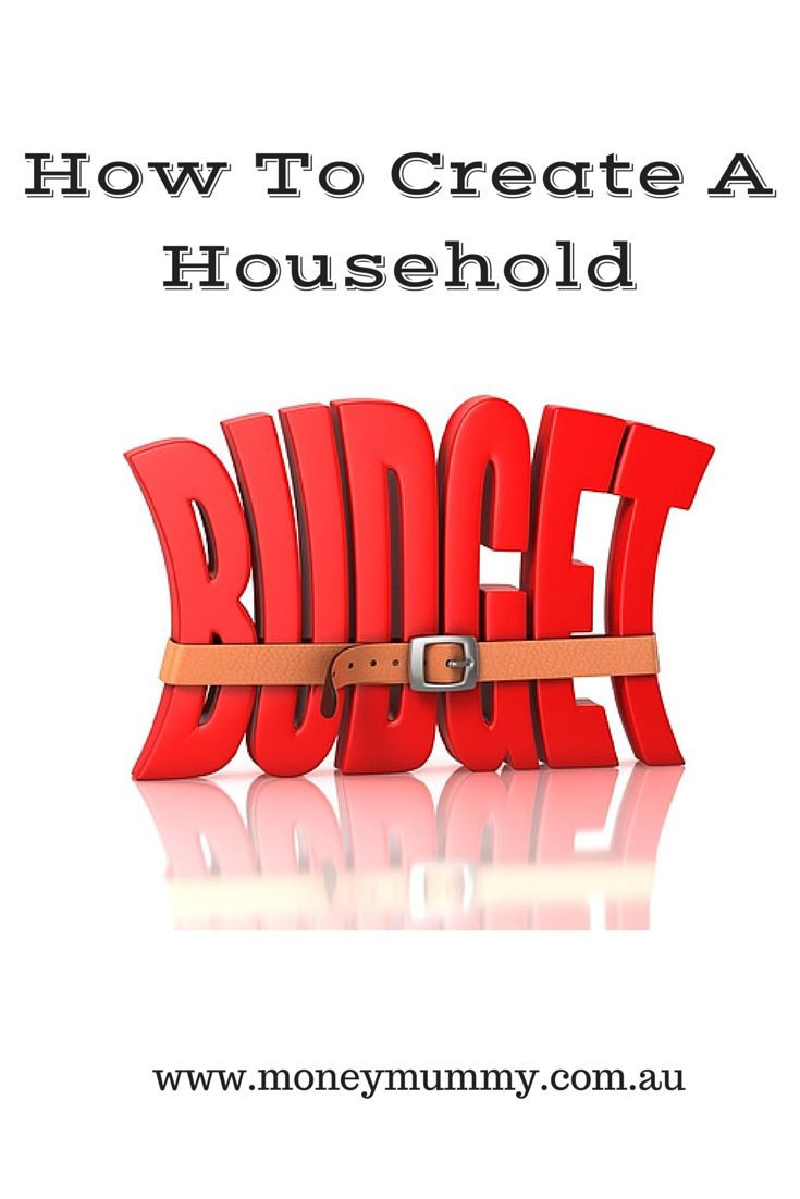 The easy, free way I created my first budget for my household