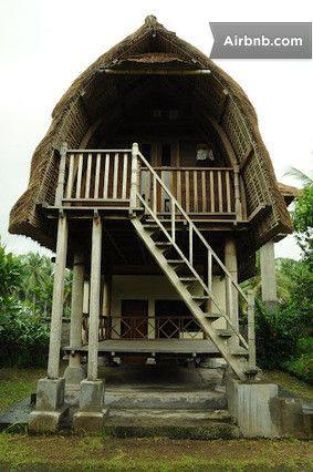 Kupu Kupu Lumbung 1 in Ubud, Bali  Earth House - Entire home/apt · Jalan Kajeng, Ubud, Bali, Indonesia