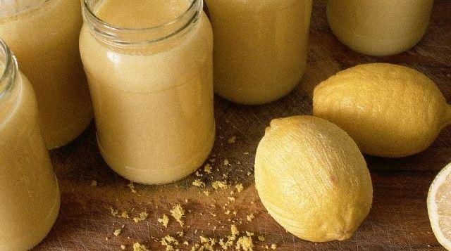 Πανεύκολη Κρέμα Λεμονιού, χωρίς Αυγά