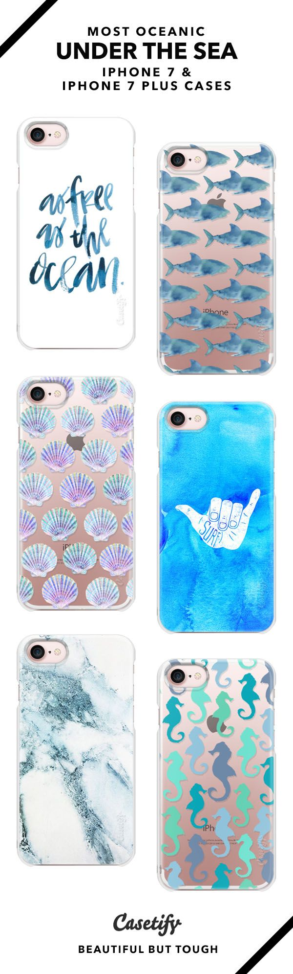 """""""The Ocean is everything I want to be. Beautiful, mysterious, wild and free."""" 