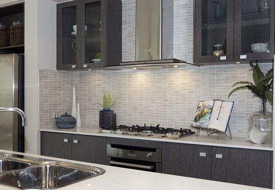 Kitchen splashback tiles - Beaumont Tiles