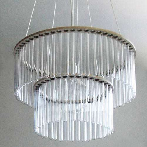 Experimental Test Tube Lights, by Caroline Olsson