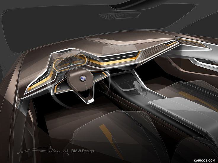 Laurent Negroni Interior Sketch T Interior Sketch Car