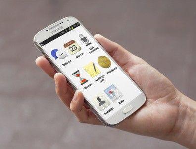 COMAI - mobilt hjälpmedel för dig med kognitiva funktionshinder