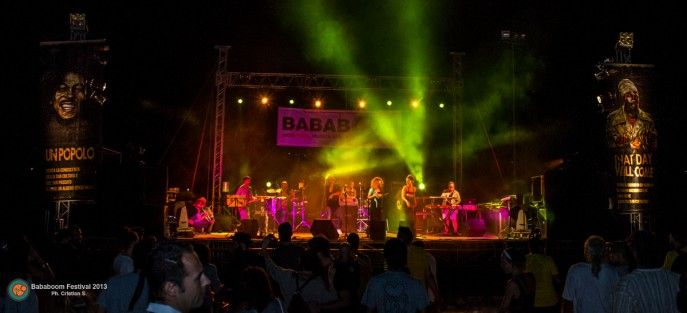 Bababoom Reggae Festival edizione 2013 http://www.bababoomfestival.it