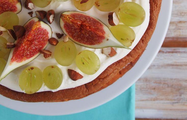 figový koláč