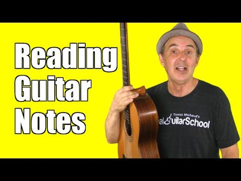 learn how to play guitar without reading music
