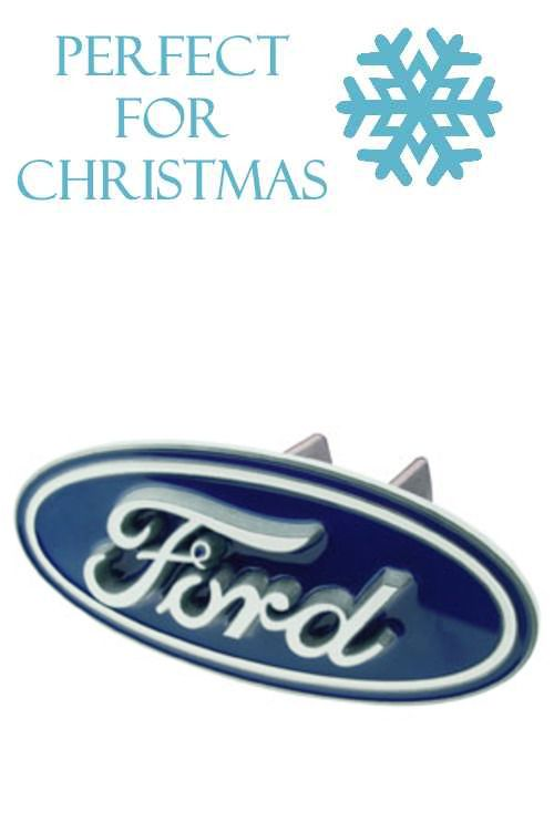 Ford Logo Hitch Cover